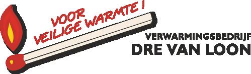 Verwarmingsbedrijf Dré van Loon Logo